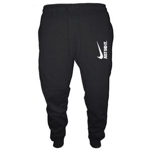 Just Did It parody Black Fleece Joggers Pant